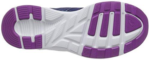De Fuzor Mujer Asics Azul Zapatillas Para Deporte wEC17FBq