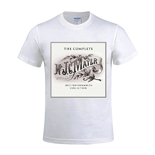 john-mayer-the-complete-2012-performances-collection-mens-o-neck-classic-t-shirt-white