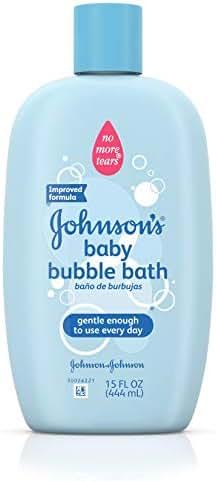 Baby Shampoo: Johnson's Baby Bubble Bath