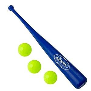 Blitzball Starter Pack - Includes (3) Blitz Balls & 1 Power Bat