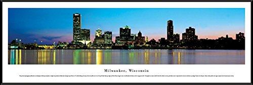 milwaukee-wisconsin-blakeway-panoramas-skyline-posters-with-standard-frame
