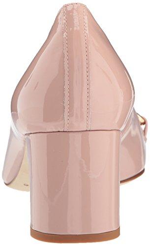 Kate Spade New York Womens Dillian Pumpe Blek Rosa Patent