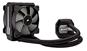 Corsair CW-9060024-WW Hydro Series H80i V2 120mm High Performance All-in-One Liquid CPU Cooler
