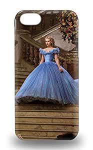 New Diy Design Disney Cinderella Cinderella Adventure Drama Famliy For Iphone 5/5s 3D PC Cases Comfortable For Lovers And Friends For Christmas Gifts ( Custom Picture iPhone 6, iPhone 6 PLUS, iPhone 5, iPhone 5S, iPhone 5C, iPhone 4, iPhone 4S,Galaxy S6,Galaxy S5,Galaxy S4,Galaxy S3,Note 3,iPad Mini-Mini 2,iPad Air )