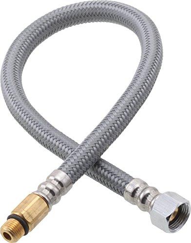 Delta Faucet RP47972 C-Spouts Flex Supply Hose ()
