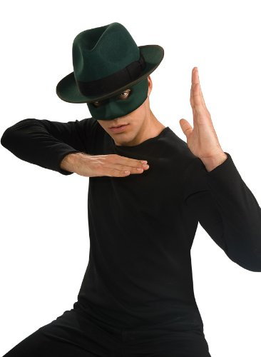 Rubie's Costume Co Deluxe. Green Hornet Hat Costume