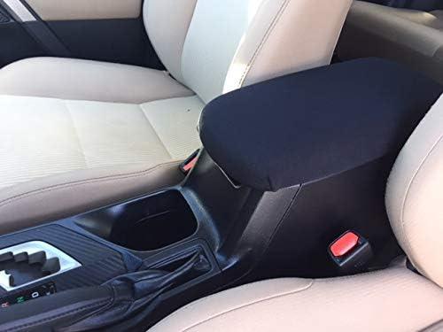 Centro consola apoyabrazos Interior del Coche Caja De Almacenamiento Bandejas Ajuste Toyota Rav4 2014-2018