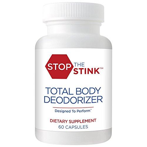 Stop the Stink - Total Body Deodorizer - Body Deodorizer
