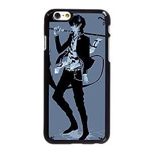 funda iPhone exorcista azul JM61VG3 6 6S 4.7 pulgadas del teléfono celular caso funda Q5UU3O4NW