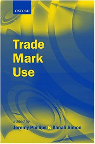 Trade Mark Use 1st Edition