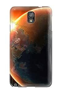 Hot High-quality Durability Case For Galaxy Note 3(rising Sun In Space) 9608740K37753351