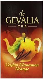 Gevalia Ceylon Cinnamon Orange Tea, 30-Count Box (Pack of 3)