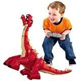 Fisher-Price Imaginext Spike Ultimate Dino Red