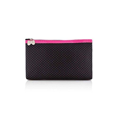 Cosmetic Bag Wallet - 3