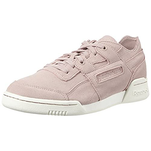 2bad0f0b50eb Reebok Workout Lo Plus Fbt, Sneakers Basses Femme, Gris 50%OFF ...