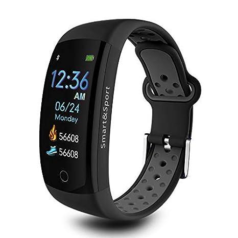 Amazon.com : MOZEEDA Fitness Tracker Watch Smart Watch with ...