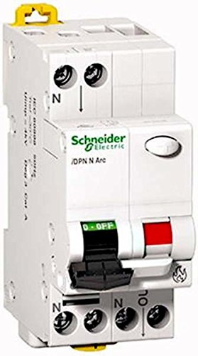 N 16/A B Schneider A9FDB7616/AFDD Brand Circuit Breaker 1P