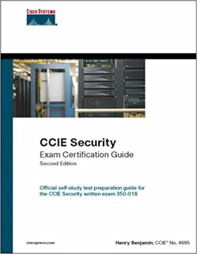 CCIE Security Exam Certification Guide: CCIE Self-Study