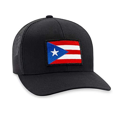Puerto Rico Flag Hat -...
