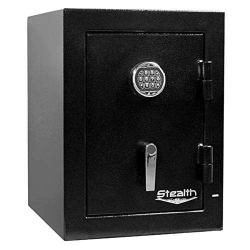 Stealth Economy Home Safe EHS4 High Security Electronic Lock 30 Minute Fire 24x18x20