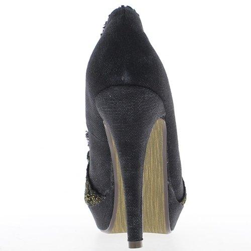 Chaussmoi, Zapatos De Tacón Alto Para Mujeres