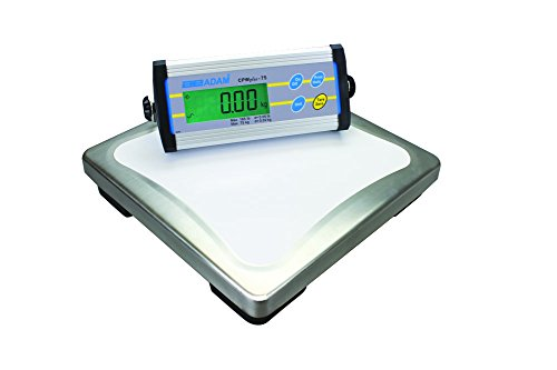 Adam Equipment CPWPLUS35 Industrial Scale, 35kg x 0.01kg, 115 V
