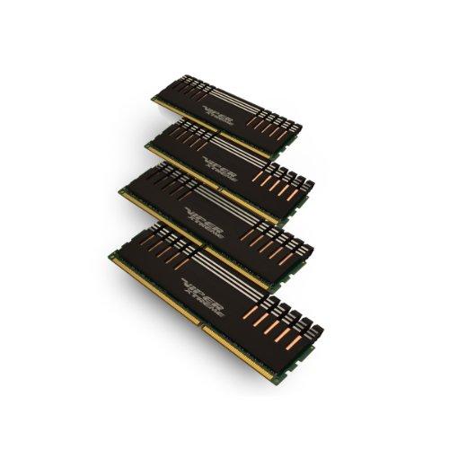 Patriot Viper Xtreme Division 4 Series 16 Quad Channel Kit DDR3 1866 (PC3 15000) 240-Pin SDRAM (PXQ316G1866ELQK)