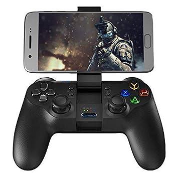 e861bcb86bb GameSir T1s Mando Bluetooth Inalámbrico de Juegos para  Android/Windows/VR/TV Box/PS3: Playstation 3: Amazon.es: Videojuegos