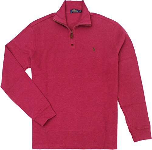 Quarter Zip Ribbed - 8