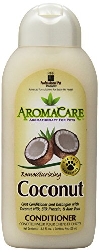 Apple Coconut Shampoo - PPP Pet Aroma Care Coconut Milk Conditioner, 13-1/2-Ounce