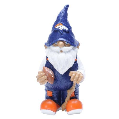 NFL Denver Broncos Garden Gnome