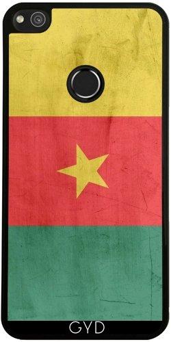 Funda de silicona para Huawei P8 Lite 2017 - Bandera De Camerún by wamdesign