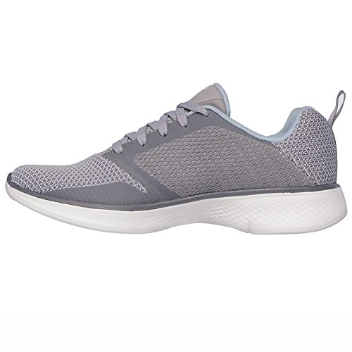 Go Scarpe 4 Edge SS18 Walk Skechers Gris Women's Uv6wSdU7qW