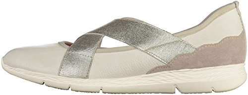 37 Shoe 24638 Tamaris White TAMARIS Womens FqPOUZ