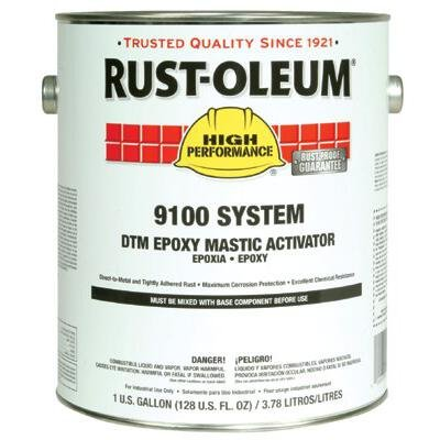 SEPTLS6479101402 - Rust-oleum Industrial Rust-Oleum High Performance 9100 System DTM Epoxy Mastic - 9101402 by Rust-Oleum