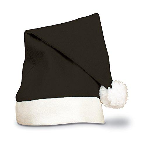 (eBuyGB Adults Unisex Festive Christmas Santa Hat)