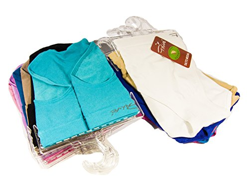 Pack 4 Braguitas midi modal Mujer Surtido (varios colores)