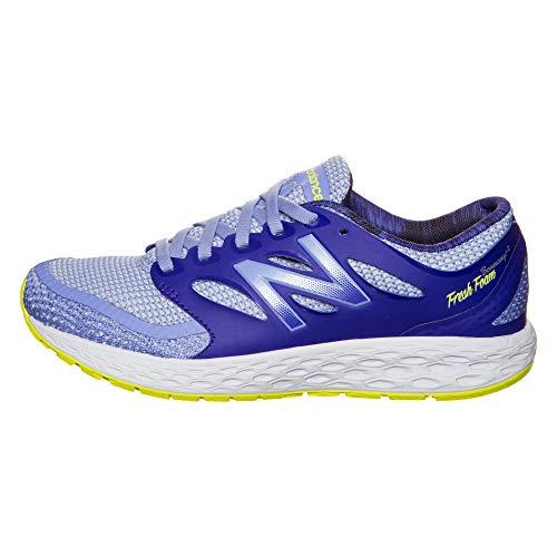 Para Fresh Balance Neón Foam V2 Amarillo Morado Boracay Mujer Zapatillas Running De New xT8wOa58