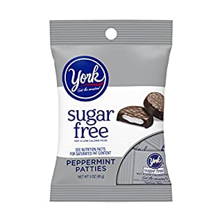 YORK Sugar Free Peppermint Patties, 3 Ounce