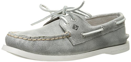 Sperry Top-sider Donne Una O Due Occhi Grigi / Scarpa Da Barca