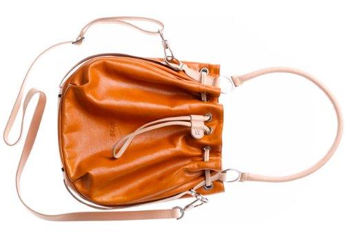 BREE , Sac pour femme à porter à l'épaule Orange  Orange