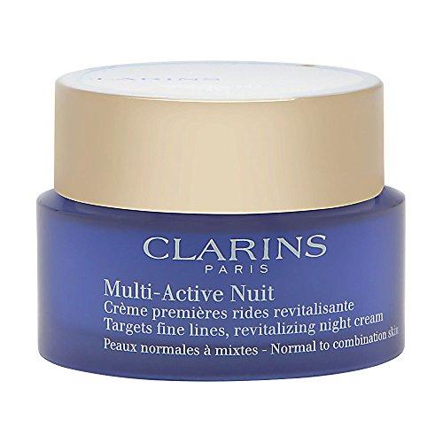 CLARINS Multi-Active Nachtcreme - Normale bis trockene Haut