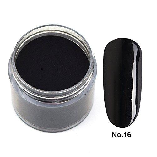 28g/Box Colorful Collection Dipping Powder No Lamp Cure Nails Dip Powder Like Gel Nail Polish Natural Dry for Nail Salon