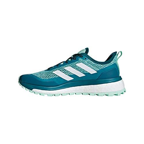 ftwbla Trail W Bleu 000 mencla azcere Femme Chaussures De Adidas Response HaOwIq58
