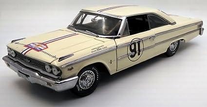Amazon com: 1963 Ford Galaxie 500 XL #91 H  Greder/M