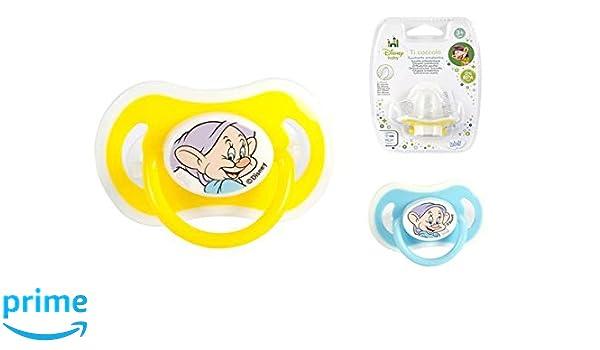 Disney Chupete Ortodóntico, 3 Meses; Multicolor: Amazon.es: Bebé