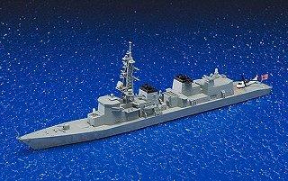 青島文化教材社 1/700 ウォーターライン 護衛艦 さみだれ