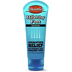 O'Keeffe's for Healthy Feet Foot Cream, 3 oz., Tube