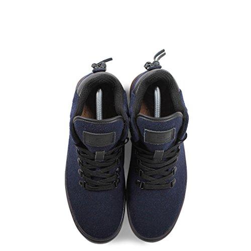 Clear Weather One Ten Mid Top Shoes Navy Wool 5 Men S