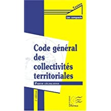 Code général des collectivités territoriales, partie législative, volume 2